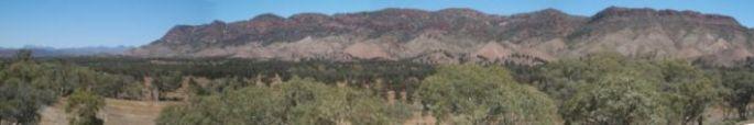 Heysen Range, Flinders Ranges